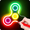 Game Draw Finger Spinner APK for Windows Phone