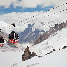 CHAMONIX by Praveen Chand - Transportation Other