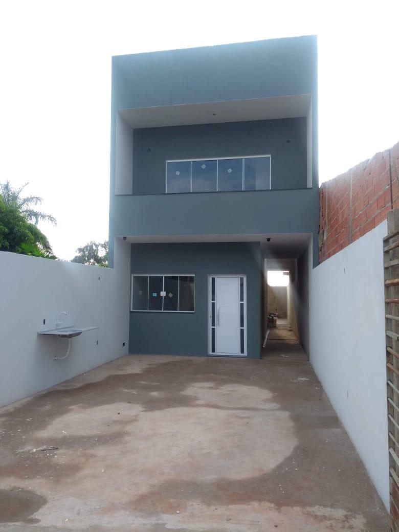Casa com 3 dormitórios à venda, 110 m² por R$ 318.000 - Loteamento Adventista Campineiro - Hortolândia/SP