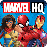 Marvel HQ  Games Trivia and Quizzes on PC / Windows 7.8.10 & MAC