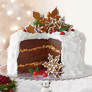 Chocolate-Gingerbread-Toffee Cake
