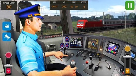 City Train Driver Simulator 2019: Free Train Games for pc