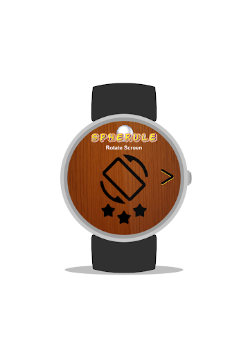 Spherule (Android Wear Game) - screenshot