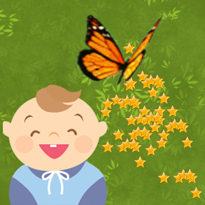 Baby Butterfly Game APK