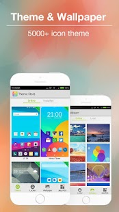 KK Launcher -Lollipop launcher- screenshot thumbnail