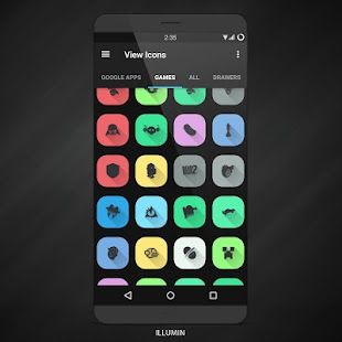 Illumin UI Icon Pack- screenshot thumbnail