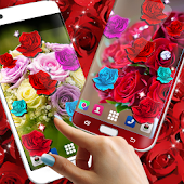 Free Rose live wallpaper APK for Windows 8
