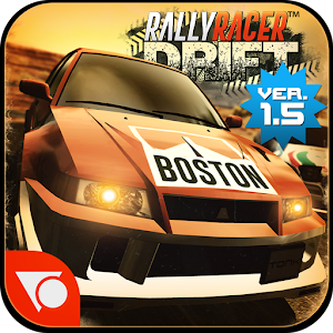 Cover art Rally Racer Drift