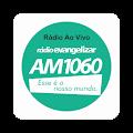 Free Rádio Evangelizar AM 1060 APK for Windows 8