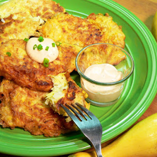Squash Fritters Baked Recipes
