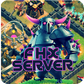 App Fhx-Server for Clash of Clans APK for Windows Phone
