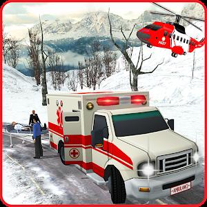 Cover art 911 Emergency Ambulance Driver