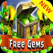 Free Gems Clash of Clans-Prank