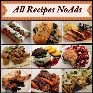 All Recipes No-Ads For PC / Windows 7/8/10 / Mac – Free Download