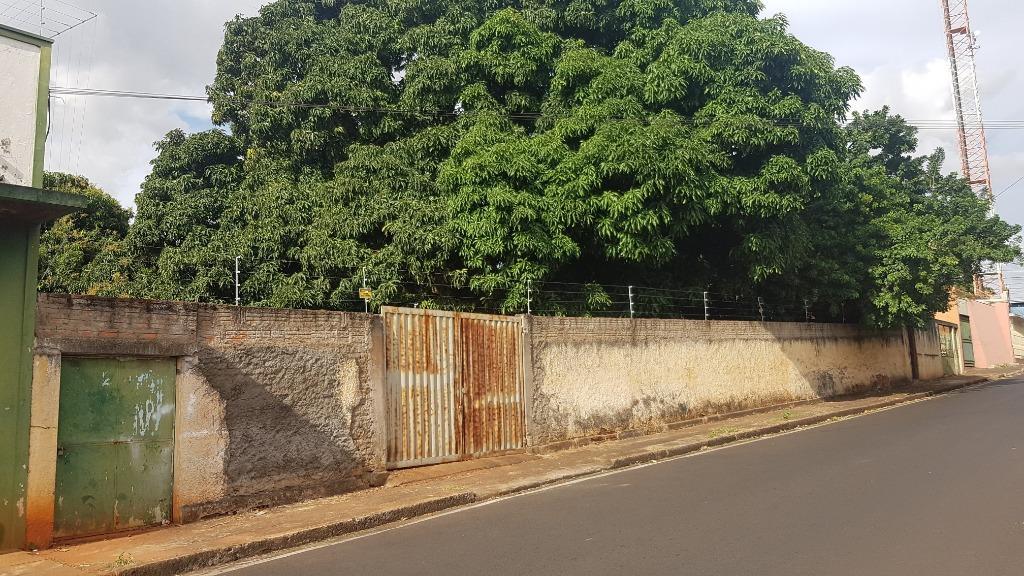 Terreno para alugar, 1412 m² por R$ 1.300/mês - Vila Maria Helena - Uberaba/MG
