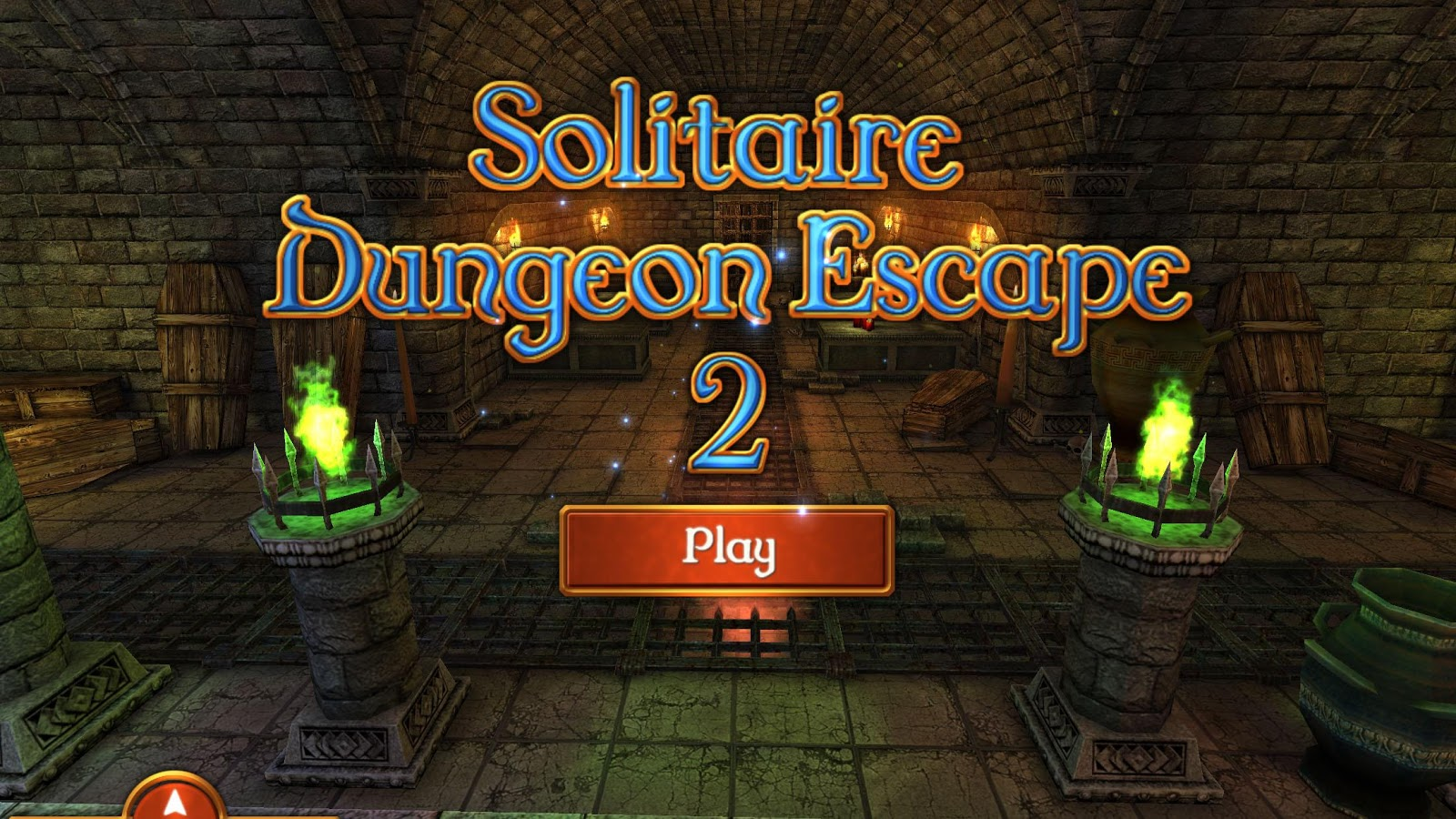 Solitaire Dungeon Escape 2 Screenshot 0