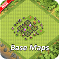 App New Base Maps for COC 2017 apk for kindle fire