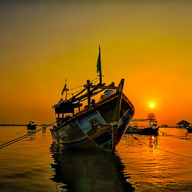 by Setiawan Halim - Transportation Boats