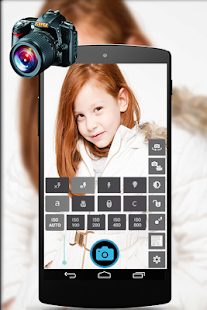 Professionelle HD-Kamera android apps download