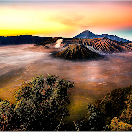 Moutain Of Bromo by Muhammad Yoserizal - Landscapes Mountains & Hills