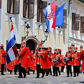 Statehood Day - Zagreb,Croatia by Jerko Čačić - People Street & Candids (  )