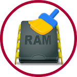 RAM Booster:RAM Cleaner Icon
