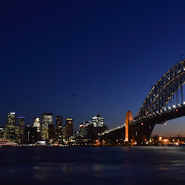 Sydney  by Angela Taya - Novices Only Landscapes