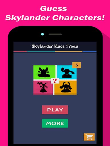 Guess Skylanders Trap Team - screenshot
