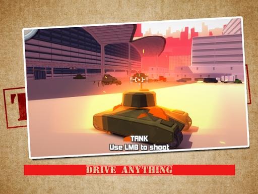 Street Wars! - screenshot