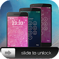 Slide to unlock-Passcode Lock APK for Bluestacks