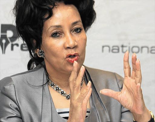 Lindiwe Sisulu sued for R537,000 utilities arrears