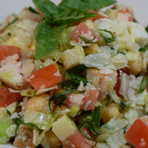 Italian Inspired Chopped Salad