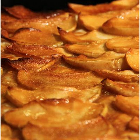 Puff Pastry Apple Tart