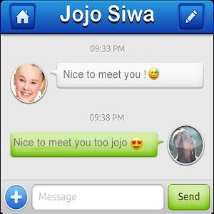 Conversation With Jojo siwa - Prank For PC / Windows 7/8/10 / Mac – Free Download