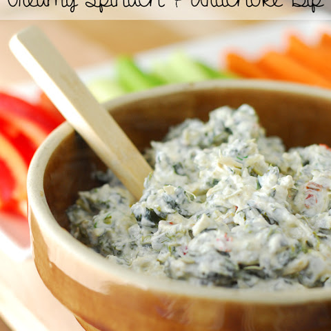 MIRACLE WHIP Creamy Spinach & Artichoke Dip