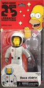 """Фигурка """"The Simpsons 5"""" Series 4 - Buzz Aldrin"""