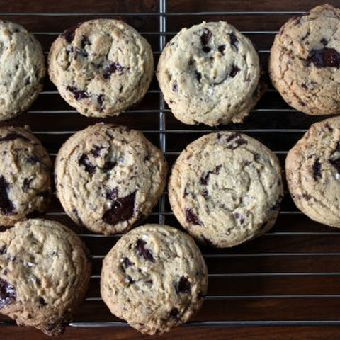 Ashley's Salted Chocolate Chip Cookies