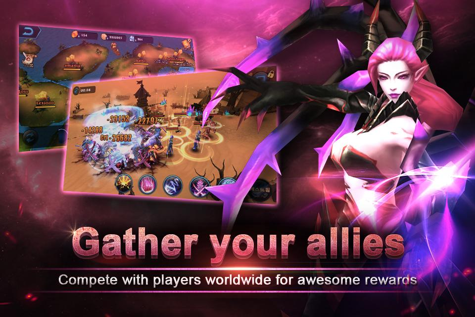 Magic Legion - Age of Heroes Screenshot 3