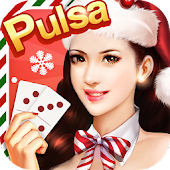 Domino QQ­­•Pulsa APK for Bluestacks