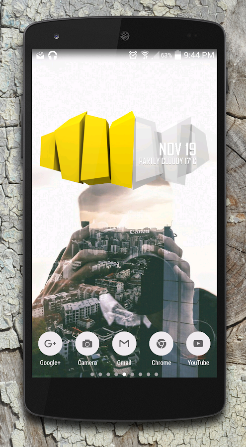 Kube Zooper widget pack Screenshot 5