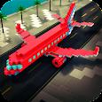 Mine Passengers: Plane Simulator - Aircraft Game