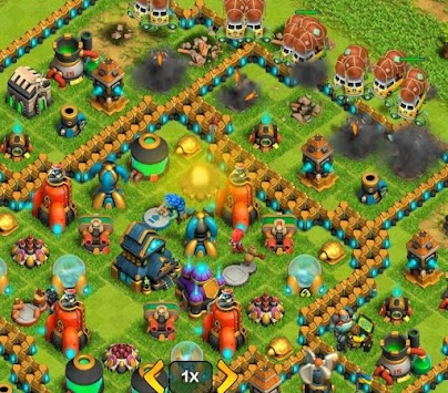 Battle Of Zombies: Clans War APK screenshot thumbnail 2
