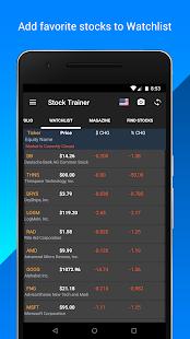 Stock Trainer: Virtual Trading (Stock Markets)