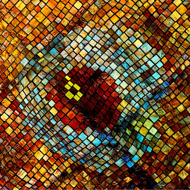Chapel Stained Glass by Paul Mays - Artistic Objects Glass