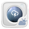 Simple GO Weather Widget Theme APK for Ubuntu