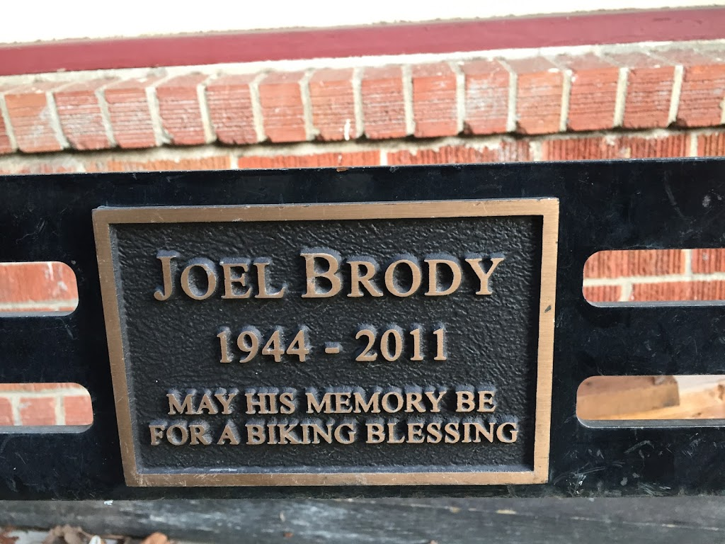 JOEL BRODY 1944 - 2011 MAY HIS MEMORY BE FOR A BIKING BLESSING