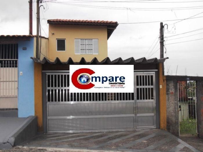 Casa 3 Dorm, Parque Continental Ii, Guarulhos (SO1298)