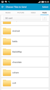 App CShare(Transfer File anywhere) APK for Windows Phone