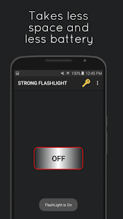 STRONG BRIGHT FLASHLIGHT - screenshot