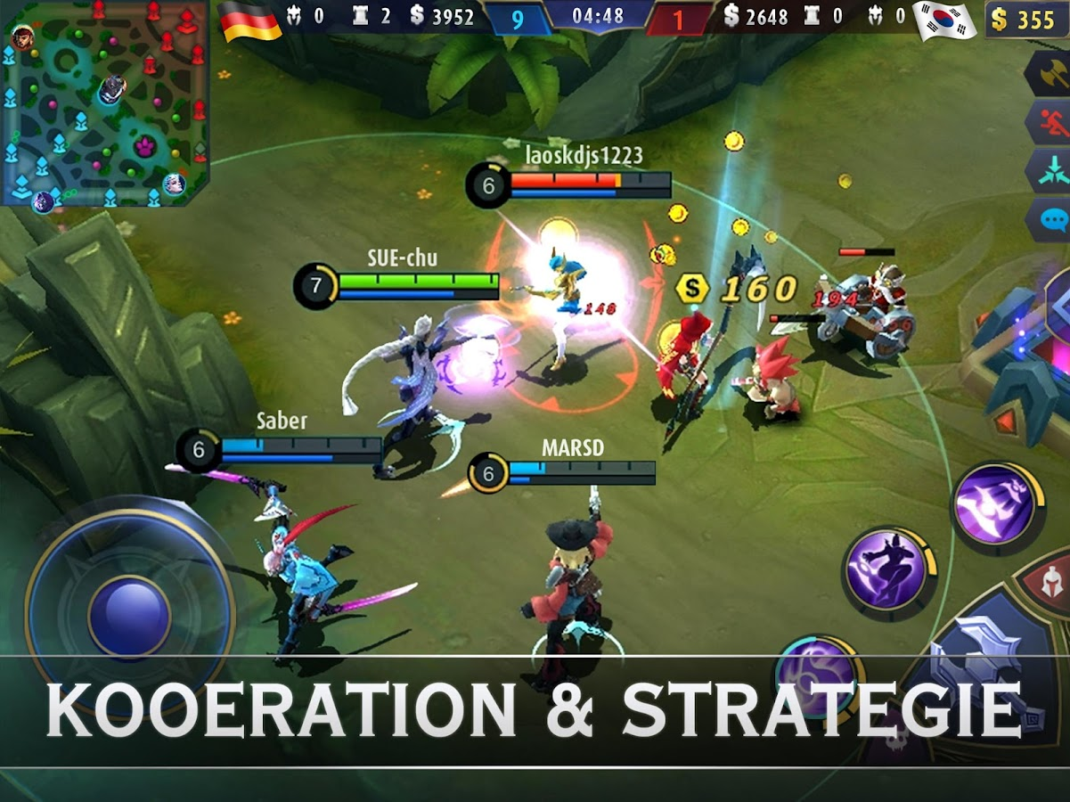 Mobile Legends: Bang Bang android spiele download